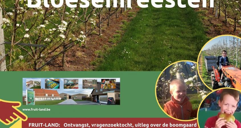 Bloesemfeesten Fruit-land